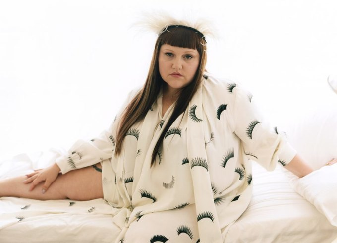 Бет Дитто представила новую коллекцию одежды плюс-сайз. Изображение № 3.