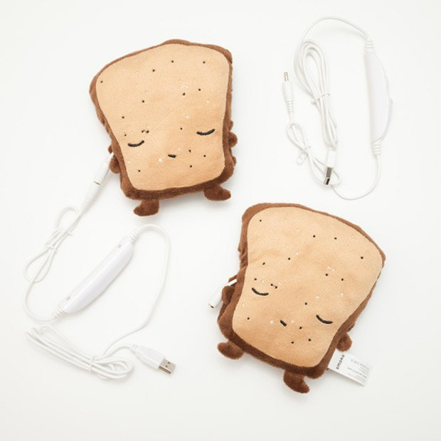 USB-варежки с подогревом для холодных дней  в офисе и дома. Изображение № 2.