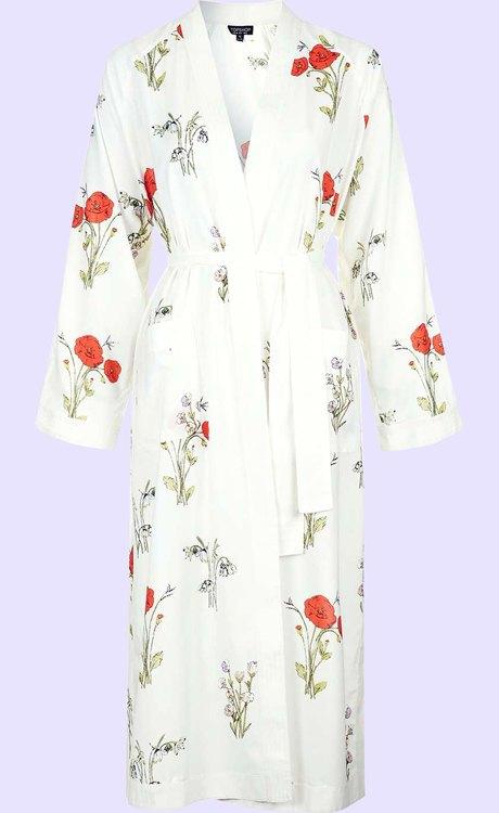 И пальто, и платье:  10 лёгких халатов на лето. Изображение № 10.