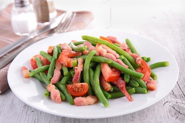 Тёплые салаты: 5 несложных рецептов. Изображение № 2.