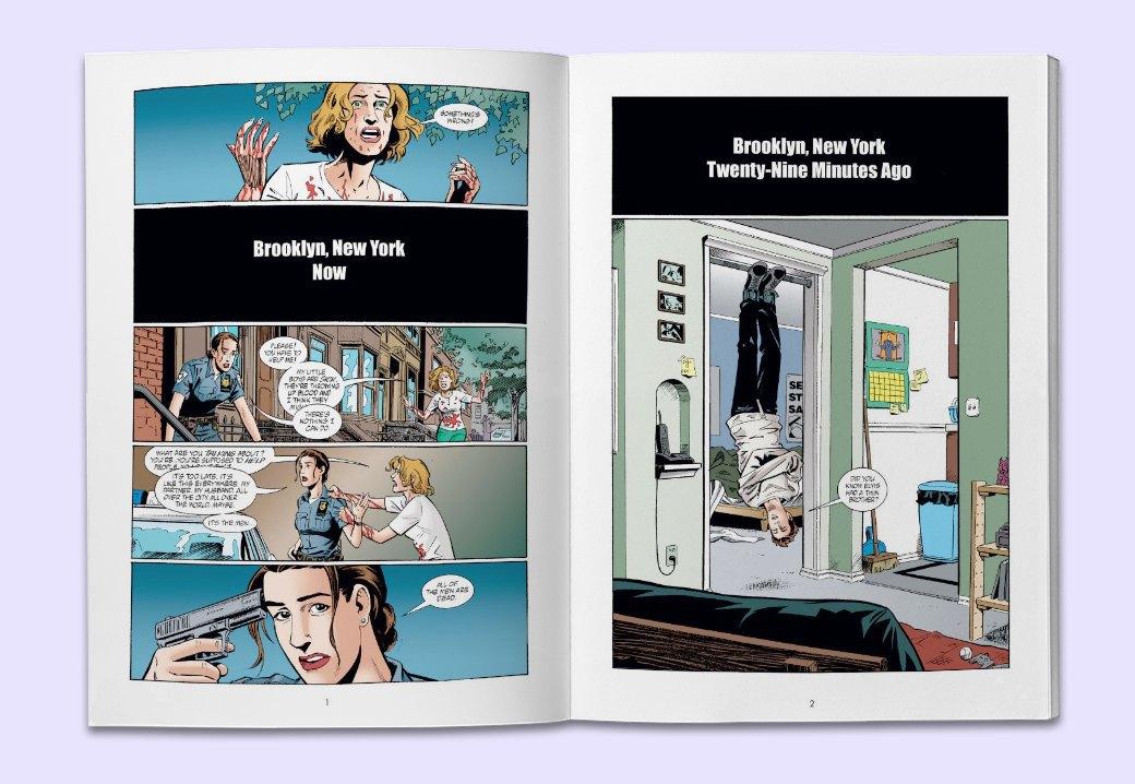 10 комиксов, по которым нужно срочно снять сериал. Изображение № 2.