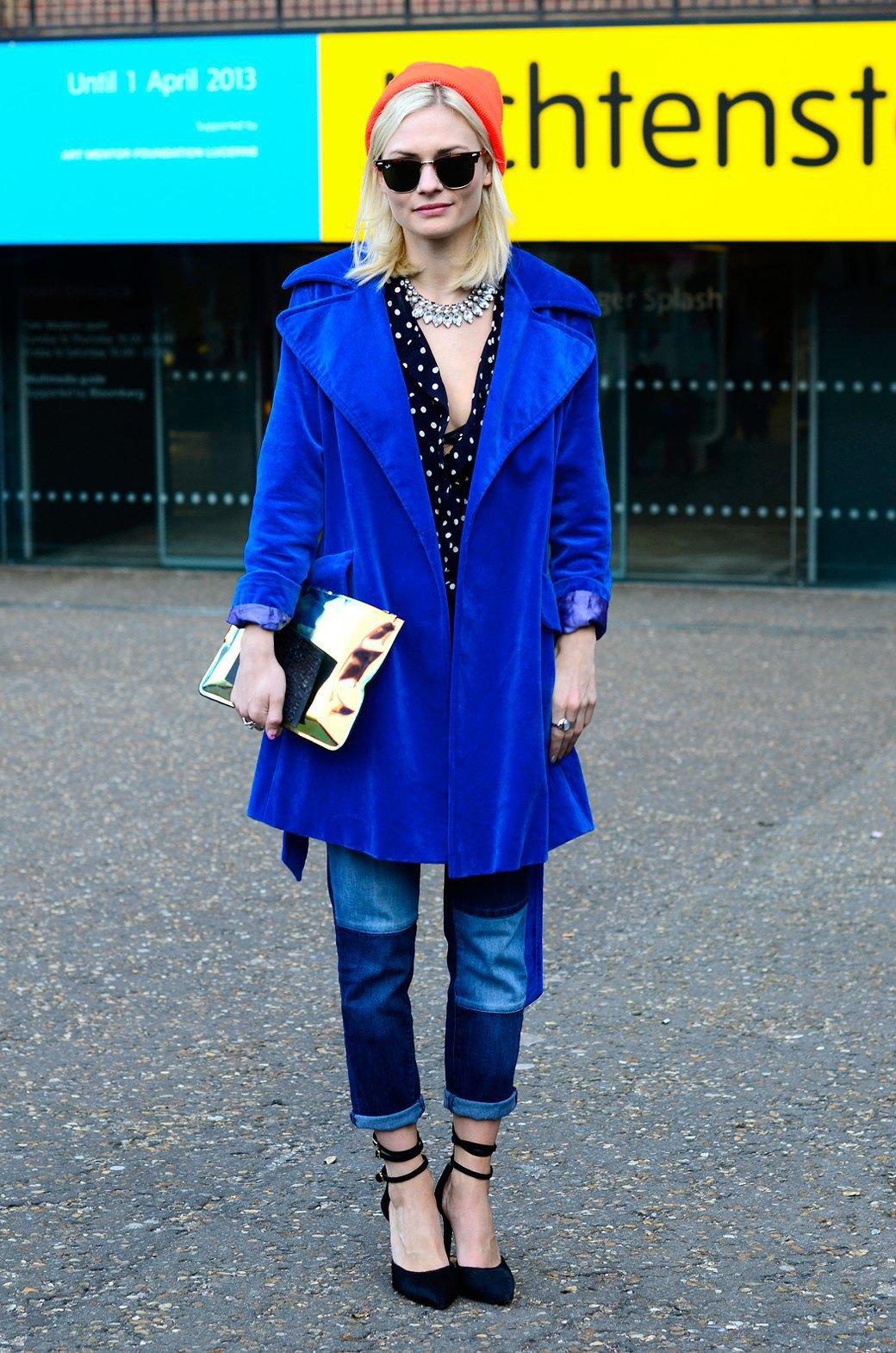 Неделя моды в Лондоне, часть I. Изображение № 31.