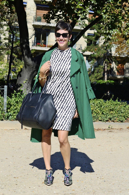 Парень в камуфляже, девушка-Микки-Маус и другие гости Paris Fashion Week. Изображение № 11.