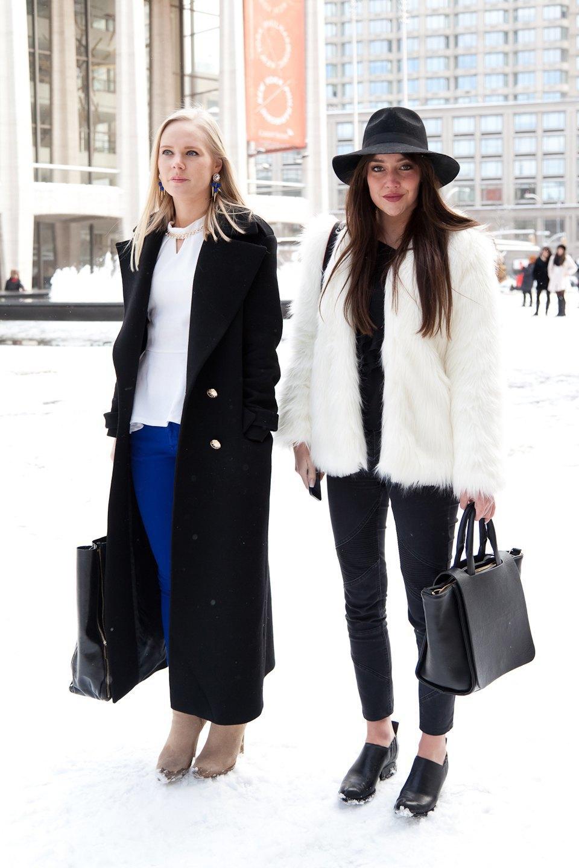 Неделя моды в Нью-Йорке,  часть I. Изображение № 12.