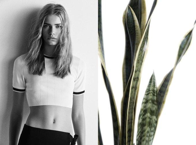 Патрик Демаршелье снял кампанию Zara. Изображение № 2.