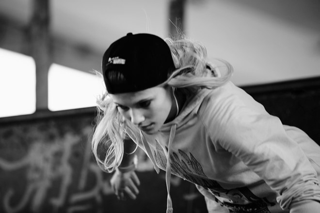 Женский пул:  Девушки на скейте. Изображение № 17.
