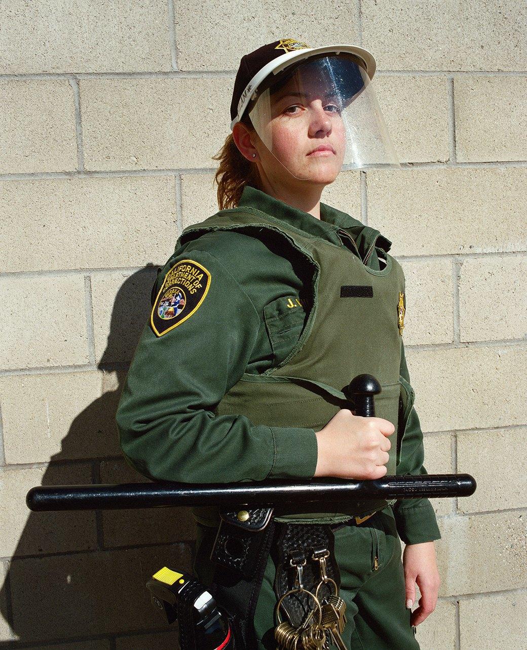 «Тюрьма Valley State»: Будни женщин-заключенных. Изображение № 3.