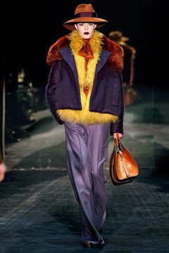 Gucci FW 2011 . Изображение № 48.
