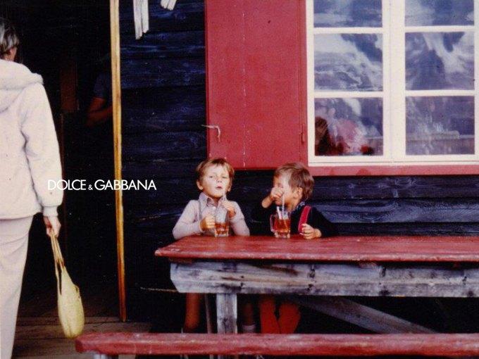 Dolce & Gabbana запустили проект, пропагандирующий семейные ценности. Изображение № 1.