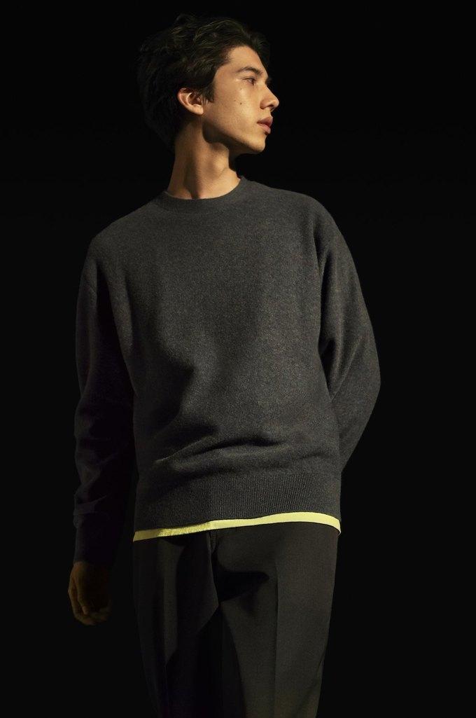 Новая коллекция Uniqlo U поступит в продажу  в октябре. Изображение № 17.