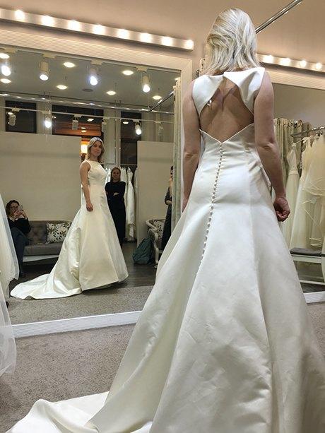 Недостижимый идеал: Как я выбирала свадебное платье. Изображение № 7.