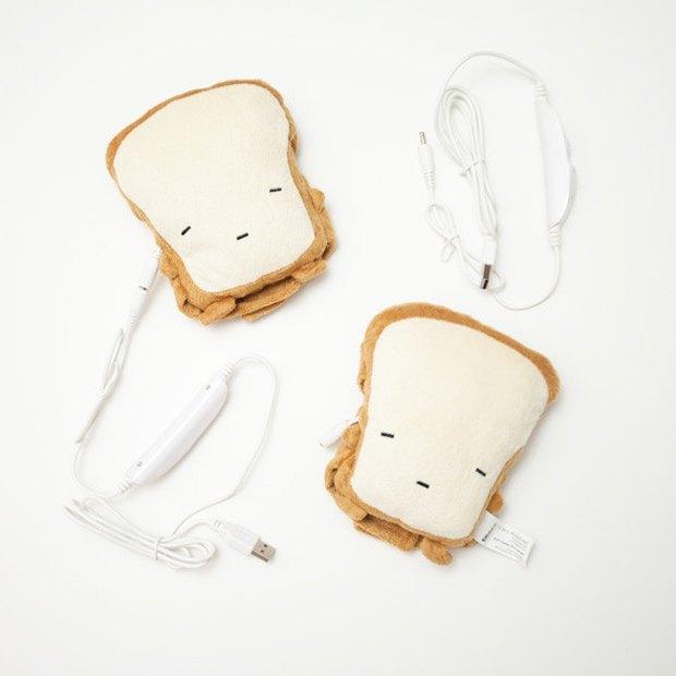 USB-варежки с подогревом для холодных дней  в офисе и дома. Изображение № 4.