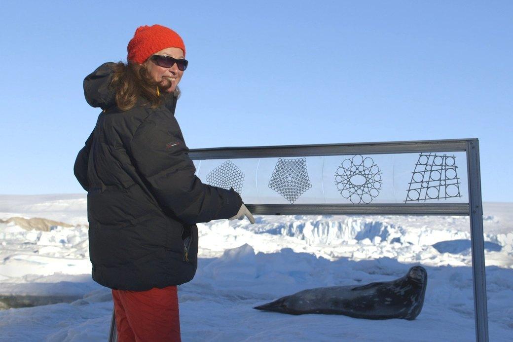 Дышать нечем:  Как я снимала кино в Антарктиде. Изображение № 1.