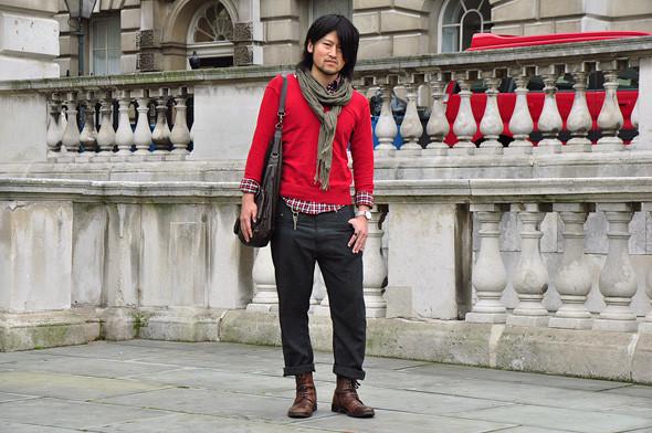 London Fashion Week: Уличный стиль, часть 3. Изображение № 32.