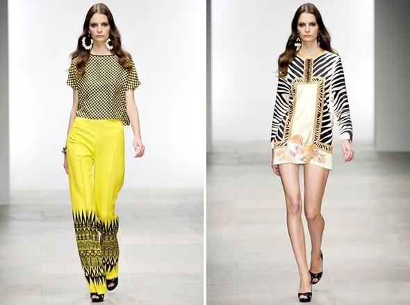 Показы на London Fashion Week SS 2012: День 3. Изображение № 10.