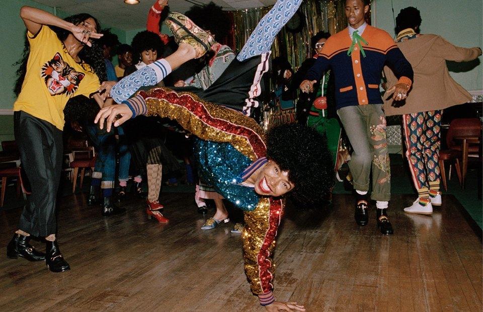 Танцуют все: Кампания Gucci, вдохновлённая 60-ми. Изображение № 19.