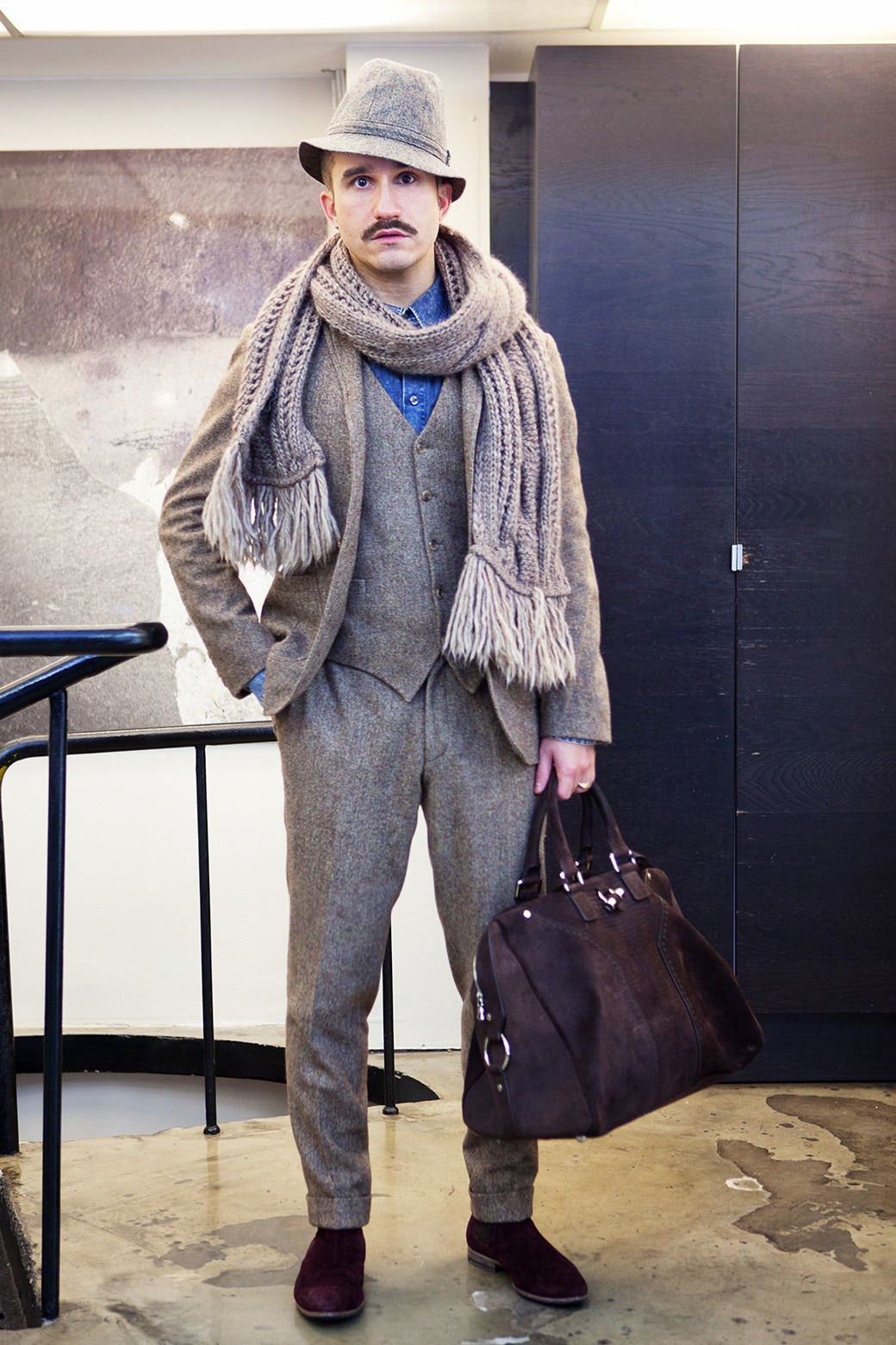 Микко Вайнио, парикмахеризХельсинки. Изображение № 18.