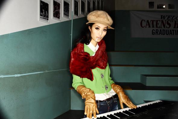 Новые лица: Лина Чжан, модель. Изображение № 5.