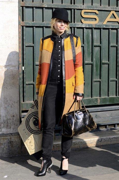 Гости Парижской недели моды FW13, часть 1. Изображение № 16.