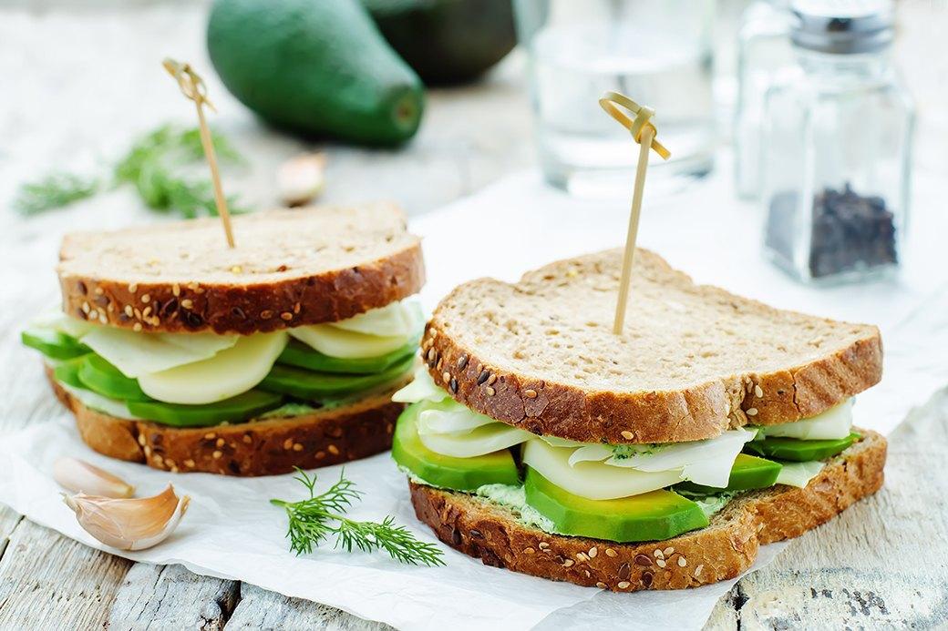 10 рецептов сэндвичей  с собой. Изображение № 1.