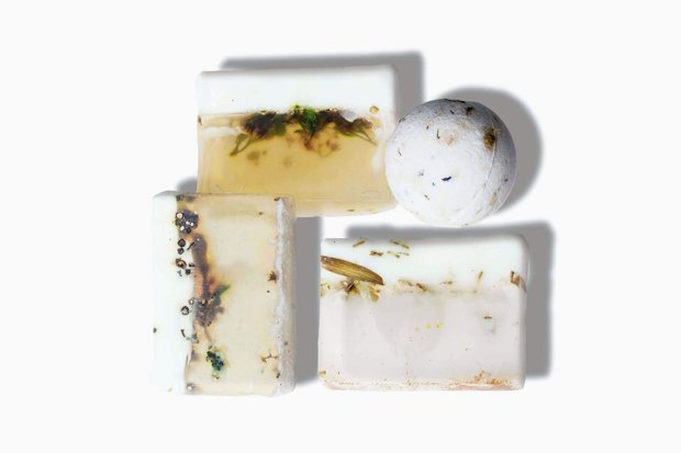 Windsor's Soap & Beauty: Органическое мыло, созданное для инстаграма. Изображение № 2.