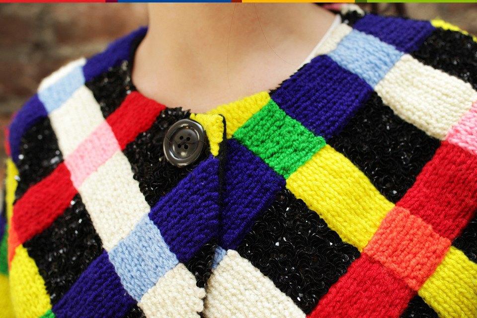 Число Пи: Нью-Йоркский стилист и ее коллекция пиджаков. Изображение № 23.