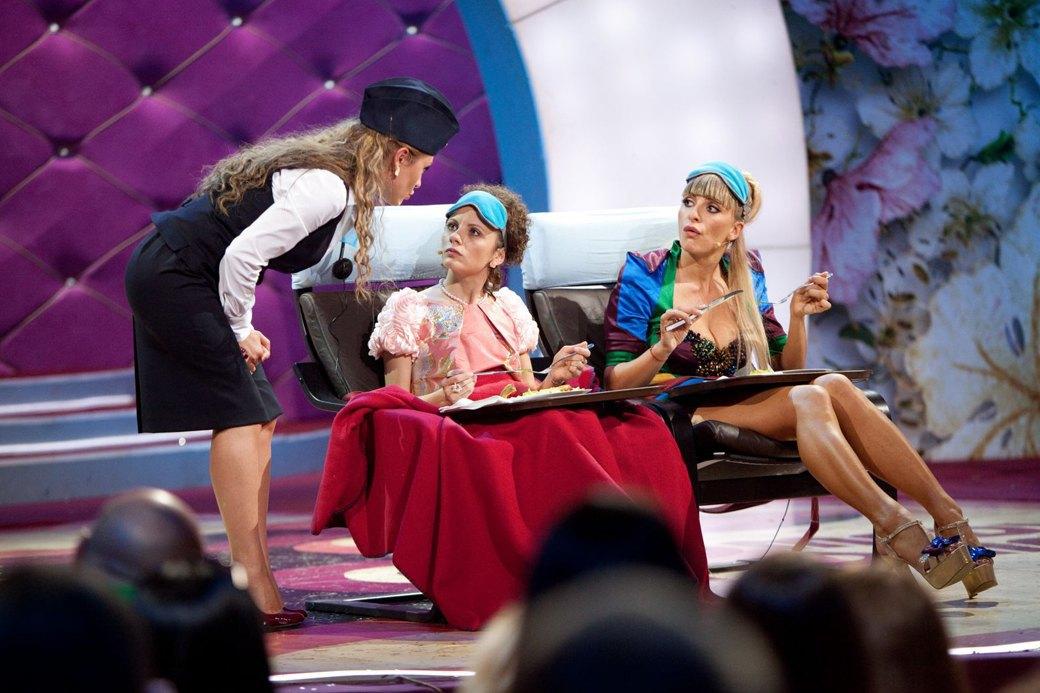 Обхохочешься:  Как шутят о женщинах  на российском ТВ. Изображение № 3.