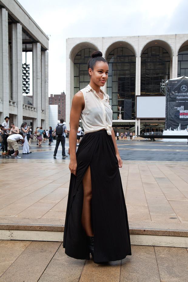 Неделя моды в Нью-Йорке. Изображение № 40.