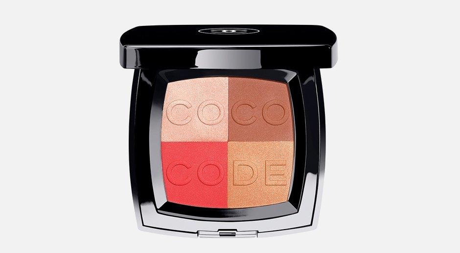 Универсальная палитра Chanel Coco Code Blush Harmony. Изображение № 1.