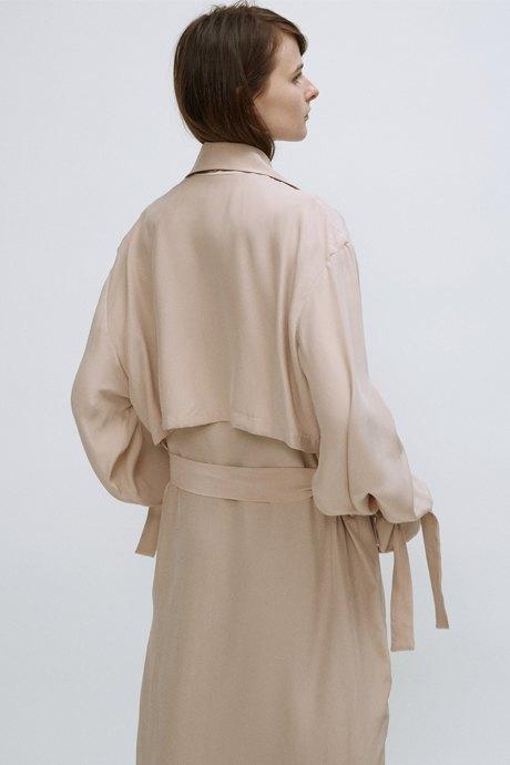 Тренч: Верхняя одежда  для прохладного лета. Изображение № 3.