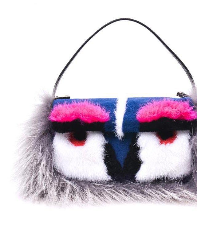 10 красивых сумок  себе и в подарок. Изображение № 5.