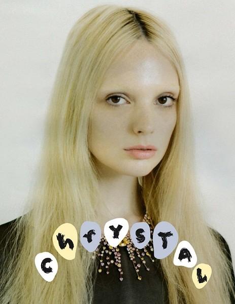 Композитки пяти модельных агентств к Нью-Йоркской неделе моды. Изображение № 24.