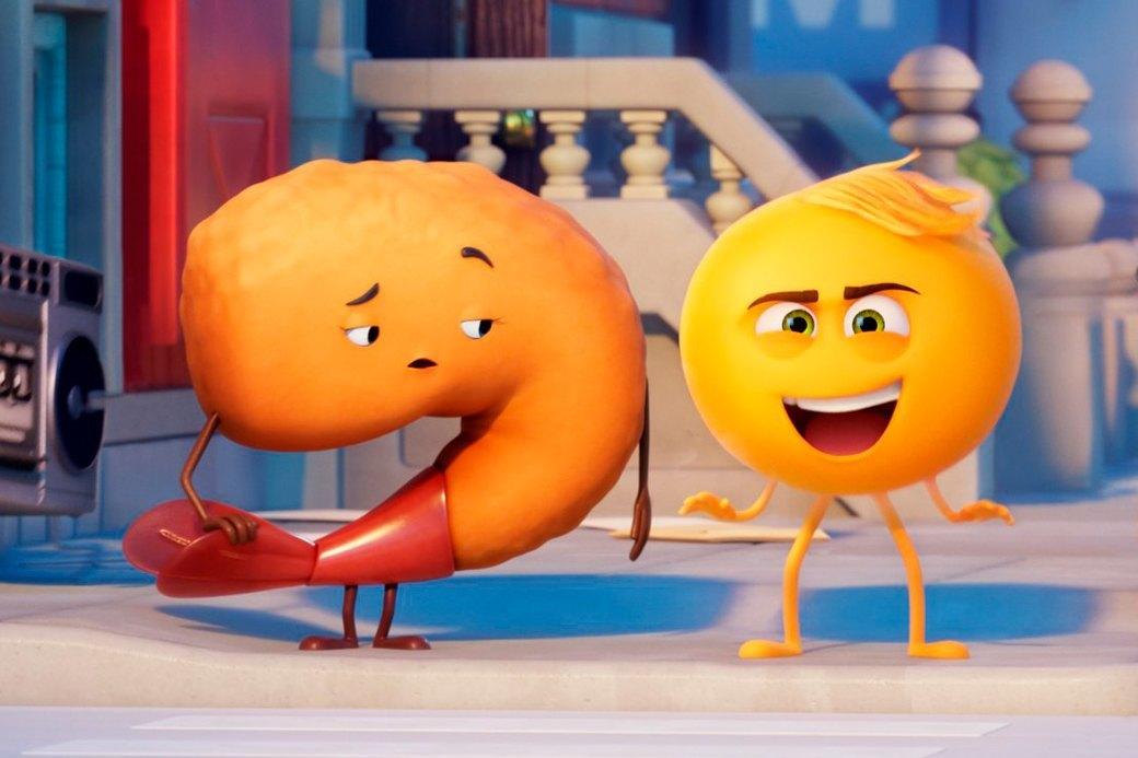 ¯\_(ツ)_/¯ Чем хорош «Эмоджи фильм» — потенциально самый плохой фильм года. Изображение № 1.