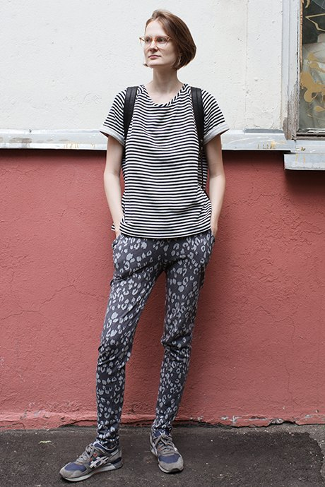 Директор по маркетингу  Анна Петухова  о любимых нарядах. Изображение № 27.