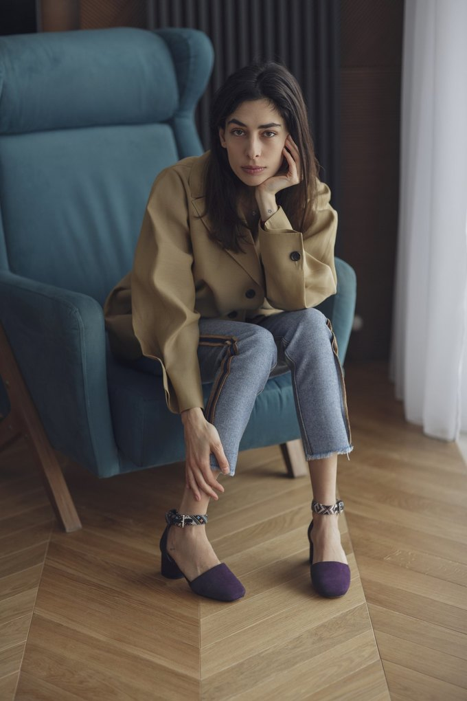 Portal и Анка Цицишвили показали совместную обувную коллекцию . Изображение № 11.