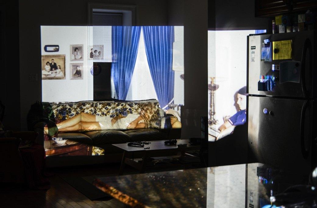 «Проекции прошлого»: Оживший семейный фотоальбом. Изображение № 3.