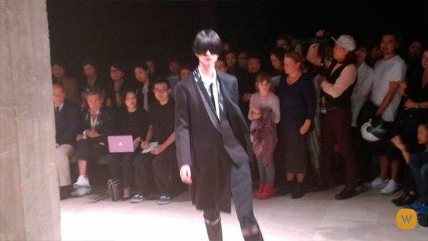 Прямой репортаж  с Paris Fashion Week:  День 2. Изображение № 4.