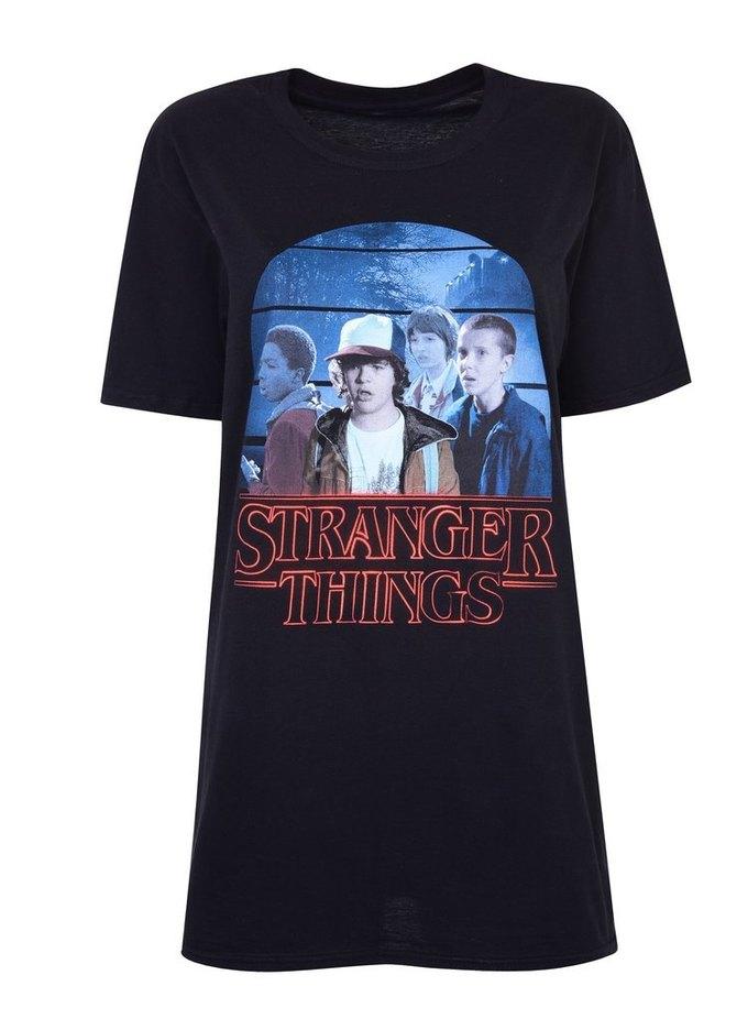 Topshop и Netflix создали коллекцию по мотивам «Stranger Things». Изображение № 4.