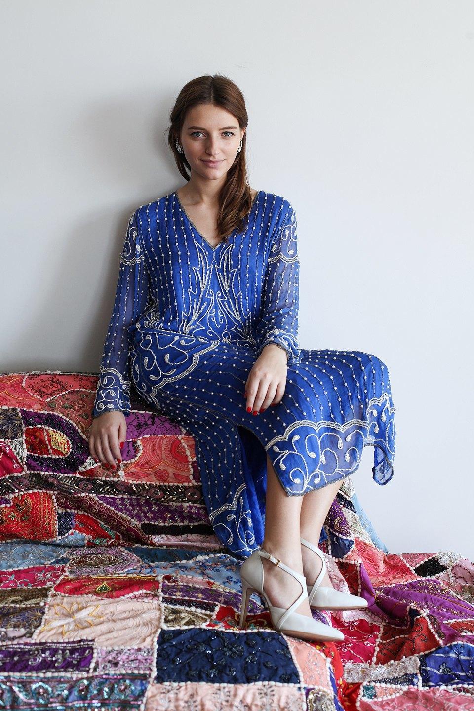 Гардероб: Катя Бутко, блогер и создатель  винтажного магазина. Изображение № 11.