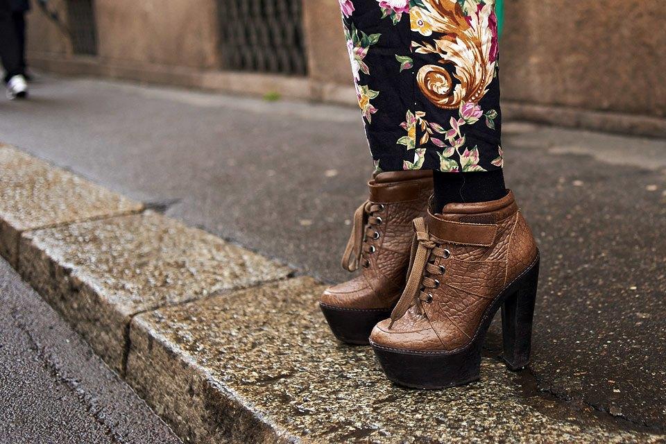 Стритстайл: Неделя моды в Милане,  часть III. Изображение № 23.