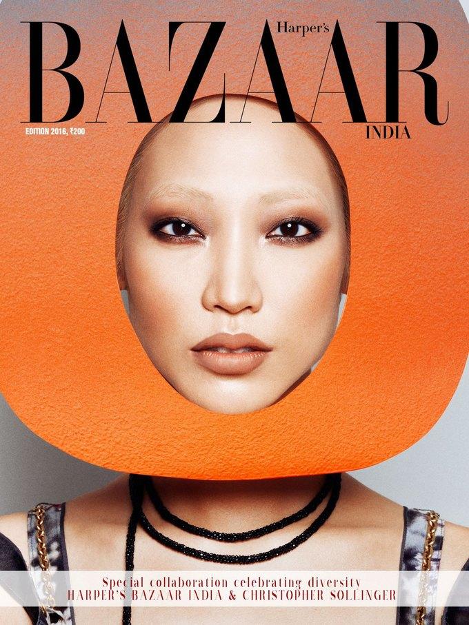 Для обложки Harper's Bazaar впервые снялись модели-трансгендеры. Изображение № 5.