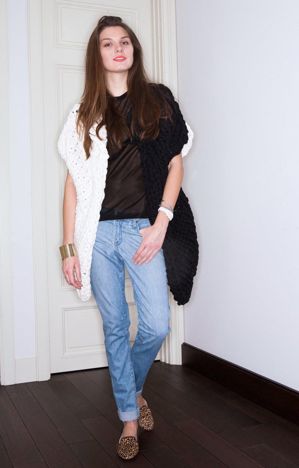 Дарья Самкович,  дизайнер марки I AM. Изображение № 9.