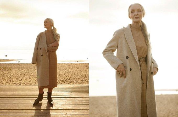 62-летняя модель Oldushka снялась в лукбуке 12Storeez. Изображение № 10.