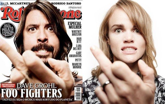 Дэйв Грол, выпуск Rolling Stone от 10 мая 2011 года. Изображение № 7.