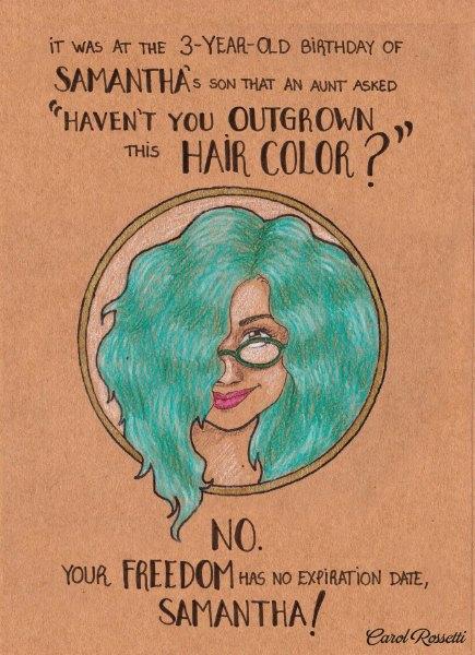 Бразильская художница запустила проект по борьбе со стереотипами. Изображение № 6.