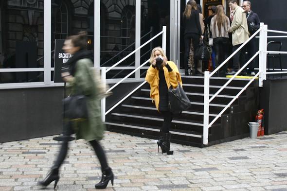 London Fashion Week: день второй. Изображение № 3.