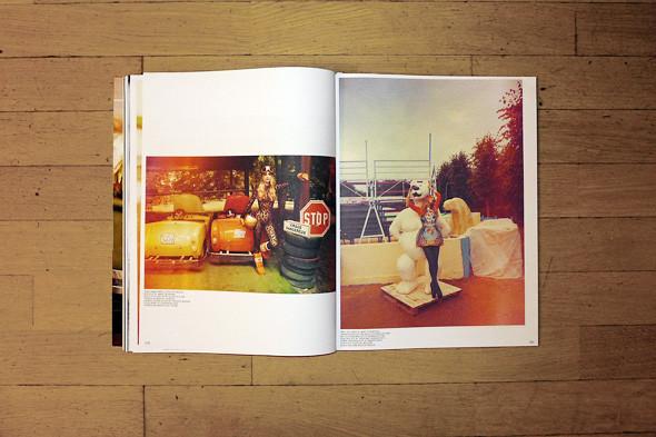 Cъемка «Greetings from Carnyville», фотографы София Санчес и Мауро Монджелло, стилист Джованна Батталья. Изображение № 44.
