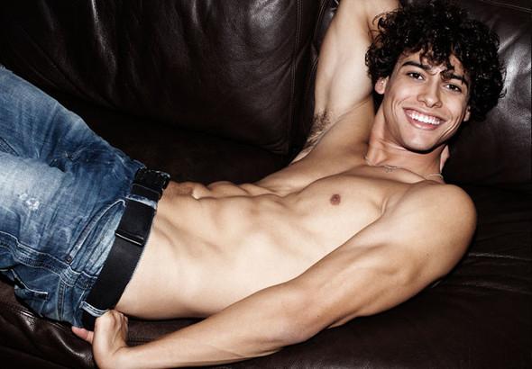 Новые лица: Родриго Брага, модель. Изображение № 5.