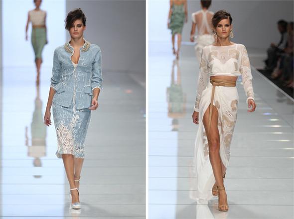 Показы Milan Fashion Week SS 2012: День 2. Изображение № 8.