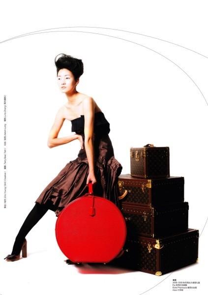 Новые лица: Лина Чжан, модель. Изображение № 19.